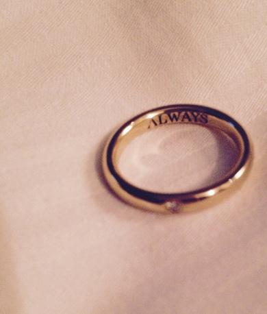 always ring